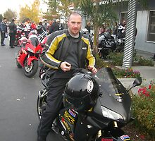 31st Ann. Salvation Army ToyRun ,Sacramento CA  Dec. 2007 by grafficlyrix