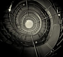 Glasgow Lighthouse Stairs by Euan Craine