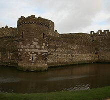 BEAUMARIS CASTLE.  by ccrcats