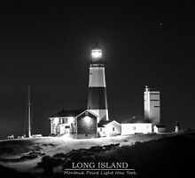Montauk Point Light. by ishore1