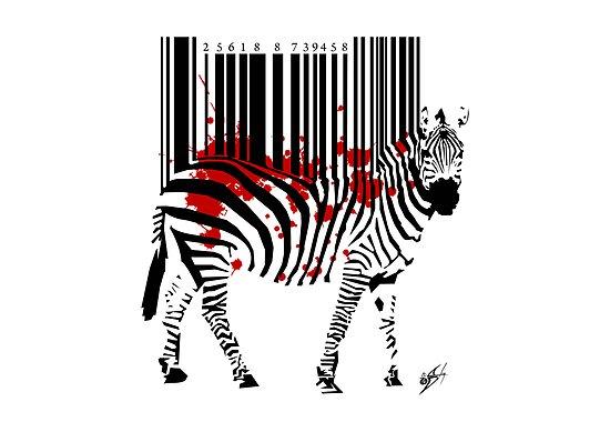 Code Zebra by Per Ove Sleen