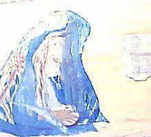 Prayer of Mother Mary by marsbar007