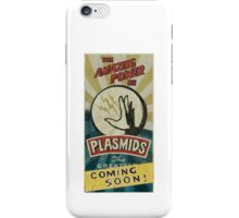 BioShock – The Amazing Power of Plasmids! iPhone Case/Skin