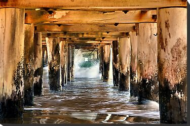 """Under The Boardwalk"" by Phil Thomson IPA"