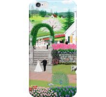 A Walk with My Father iPhone Case/Skin