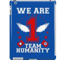 Humanity First America W/R iPad Case/Skin