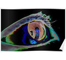 The Seeing Eye Poster