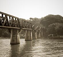The Bridge on the River Kwai by Cvail73