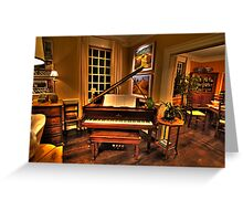 The Sound Of Silence Greeting Card