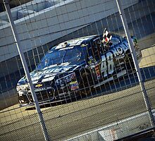 Jimmie Johnson by HellGateStudios