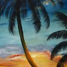 """Moody Blues Sunset"" by Susan Dehlinger"