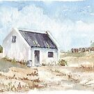 Karoo cottage by Maree  Clarkson