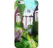 Country Estate iPhone Case/Skin