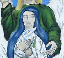 Immaculate Conception I by Gian