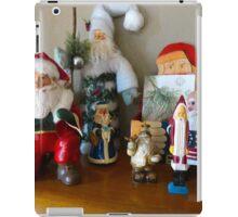 Ho Ho Ho, two iPad Case/Skin