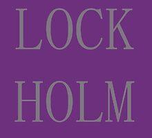 SHERLOCK HOLMES by shezzaswatson