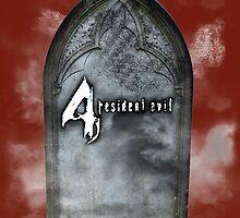 Resident Evil Fouuuuuuur by Ingogliajv