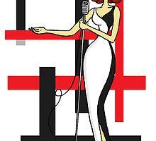 Denise Sings by trennea