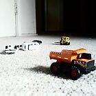 trucks by bellebuckley