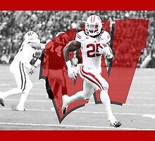 Melvin Gordon by nhornak99