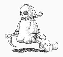 death and teddy 1 by badbasilisk