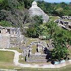 Palenque Ruins by Matt Gibbs