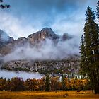 Yosemite Fall 4 by gerardofm4