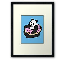 A Very Good Day Framed Print