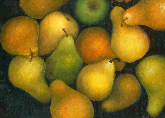 pears by VioDeSign