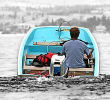 Old Whaler by Dan Jesperson
