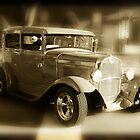 1931 Model A Ford Streetrod by Keeli