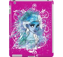 Watercolour Elsa iPad Case/Skin