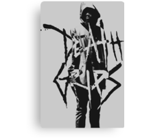 Death Grips | MC Ride  Canvas Print