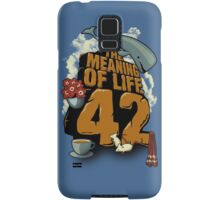 The Meaning of Life Samsung Galaxy Case/Skin