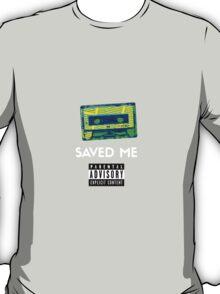 Hiphop Saved Me T-Shirt