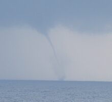 WaterSpout by Stephanie  Taylor