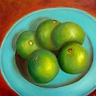 """Thai Limes""   SOLD by Susan Dehlinger"