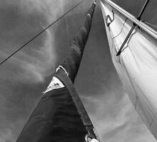 B&W Sails #4 by Alex Wagner
