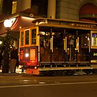 SF Cable Car by Mike Shin