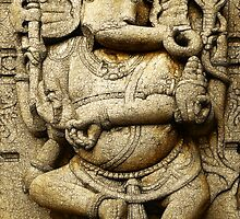 Lord Ganesha by bnilesh