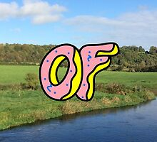 Odd Future Scenic Background by JaycupBowl