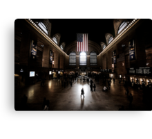 Grand Central Station Canvas Print