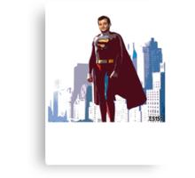 Super Murray Canvas Print