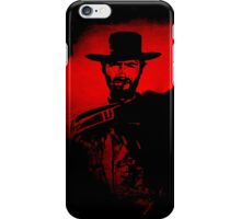 themanwithnoname iPhone Case/Skin