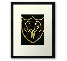 Greyjoy Sigil Framed Print