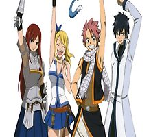 Fairy Tail by MarkAstz97