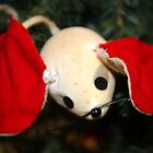 Christmas Mouse by Cynthia48