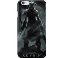 Skyrim - Lady Dovahkiin iPhone Case/Skin