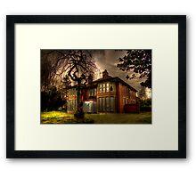 The Old Hall Framed Print