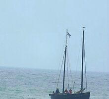 Old Boat by Luke-Green